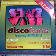 Star Wash - Disco Fans (The Remixes)