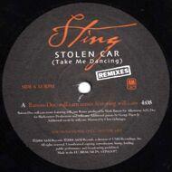 Sting - Stolen Car (Take Me Dancing) Remixes