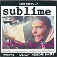Sublime - Robbin' The Hood (3D Lenticular Cover)