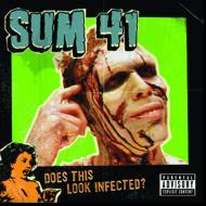 Sum 41 - Does This Look Infected? (Clear Vinyl)
