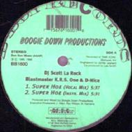 Boogie Down Productions - Super Hoe