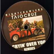 Nightcrawlers - Cryin' Over You Remixes (Clear Vinyl)