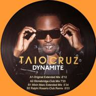 Taio Cruz - Dynamite (Remixes)