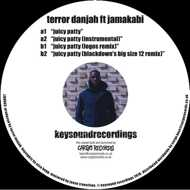 Terror Danjah - Juicy Patty