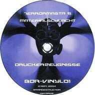 TerrorMasta & Materialschlacht - Druckerzeugnisse