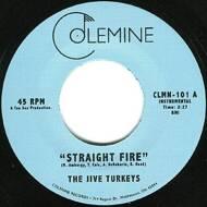The Jive Turkeys - Straight Fire / Thumpin