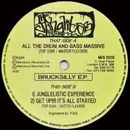 The Junglites - Brucksilly E.P.
