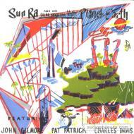 The Sun Ra Arkestra - Visits Planet Earth