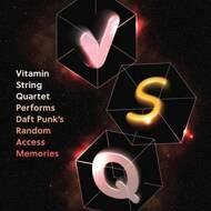 The Vitamin String Quartet - Performs Daft Punk's Random Access Memories (RSD 2016)