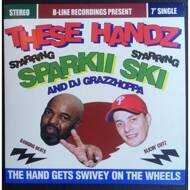 These Handz - The Hand Gets Swivey On The Wheels (Clear Vinyl)