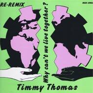 Timmy Thomas - Why Can't We Live Together? (Re-Remix)