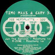 Timo Maas & Gary D. - Die Herdplatte 100° (Die Remixe)