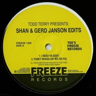 Todd Terry - Shan & Gerd Janson Edits