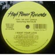 "Tony ""Dr. Edit"" Garcia - I Want Your Love"