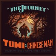Tumi & Chinese Man - The Journey (Orange & Black Vinyl)