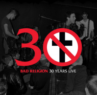 Bad Religion - 30 Years Live (Black Vinyl)