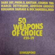 Various - 50 Weapons Of Choice #20-29