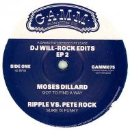 DJ Will - Rock Edits Vol. 2