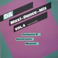 Various - DA-Maxi-Dance-Mix Vol. 4