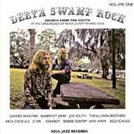 Various - Delta Swamp Rock - Volume One