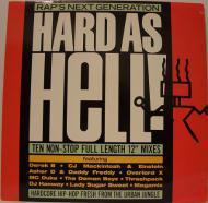 Various - Hard As Hell Volume 1