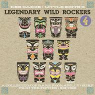 Keb Darge & Little Edith presents - Legendary Wild Rockers 4