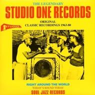 Various - The Legendary Studio One Records