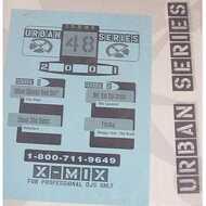 Various - X-Mix Urban Series 48