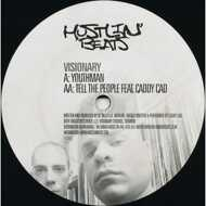 Visionary - Youthman / Tell The People
