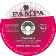 Vondelpark - California Analog Dream (The Robag Wruhme Remixes)