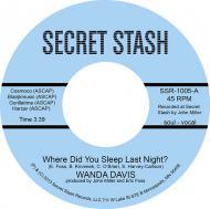 Wanda Davis - Where Did You Sleep Last Night?